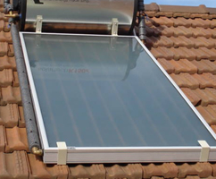 Flat Plate Collector Solar Systems Versus Evacuated Tubes